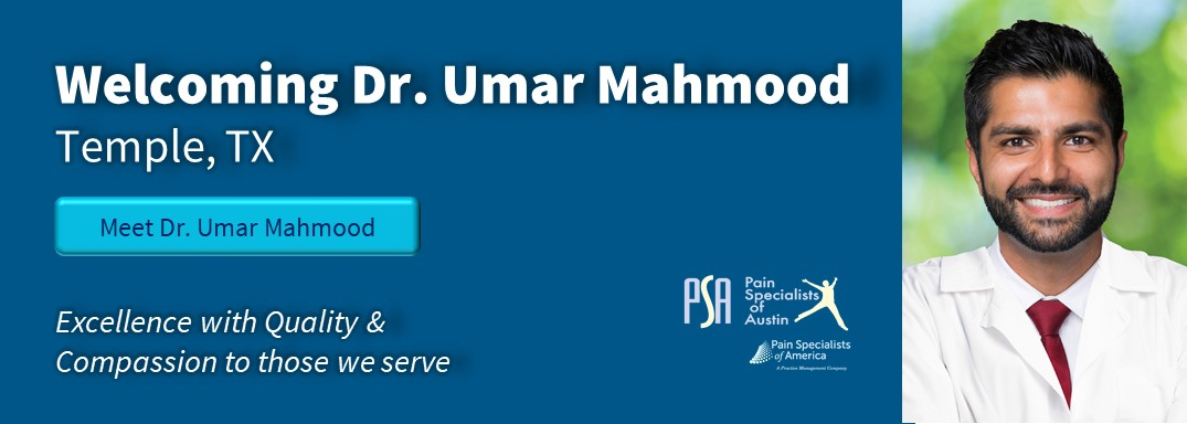 Dr Umar Mahmood Pain Specialists of America
